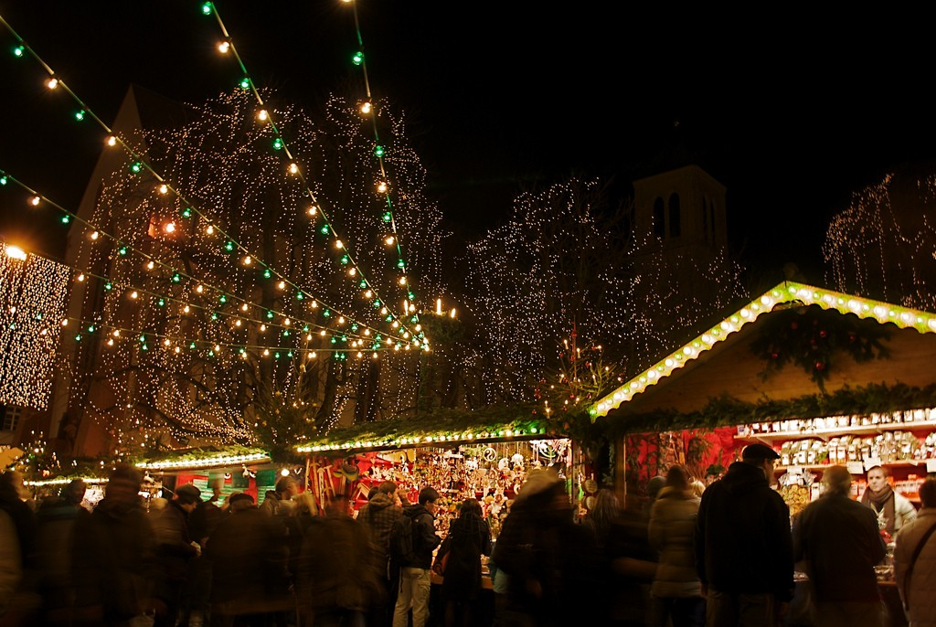 Christmas Markets in Germany to Visit - these are the Christmas Markets you should definitely visit while in Germany during November and December. Try mulled wine, other winter-themed German treats, and shop for handmade gifts and souvenirs at these top German Christmas markets.