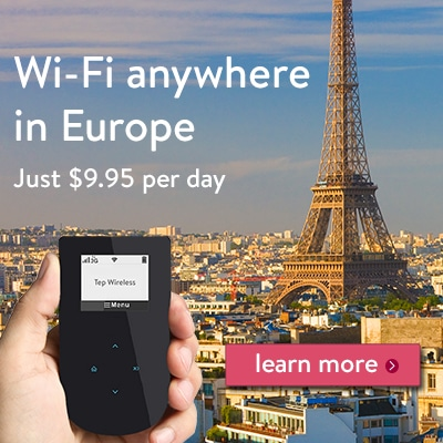 Tep Wireless - Wifi Abroad