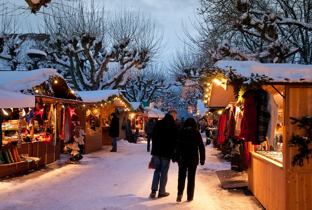 Top Christmas Markets in Germany- these are the Christmas Markets you should definitely visit while in Germany during November and December. Try mulled wine, other winter-themed German treats, and shop for handmade gifts and souvenirs at these top German Christmas markets.