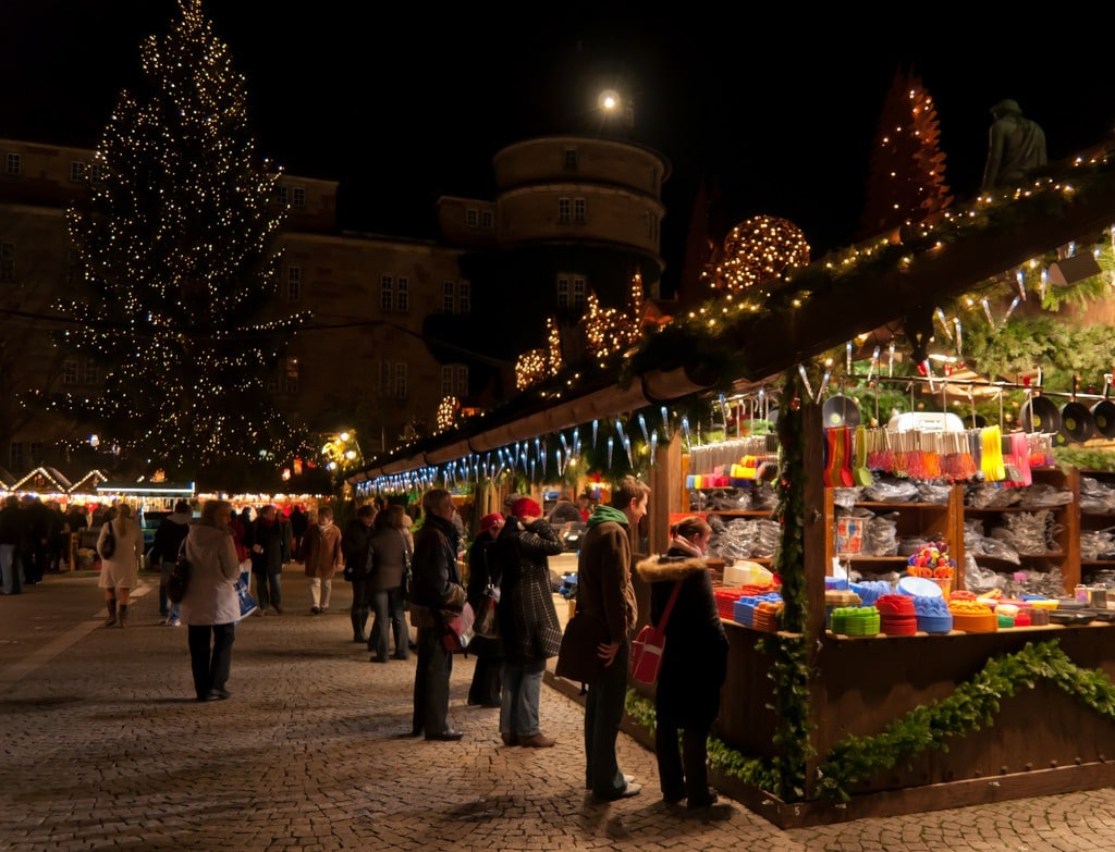 Top Christmas Markets to Visit in Germany - these are the Christmas Markets you should definitely visit while in Germany during November and December. Try mulled wine, other winter-themed German treats, and shop for handmade gifts and souvenirs at these top German Christmas markets.