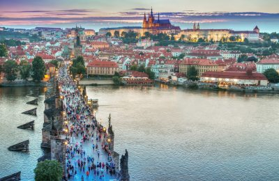 Weekend trip ideas for students studying abroad in Florence, Italy. Prague is such a fun city to visit as a student, it's cheap and has great nightlife.