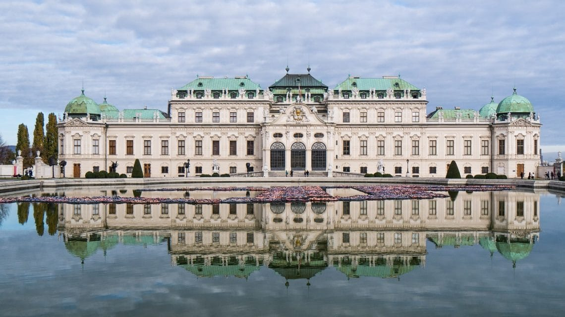 Best places to visit in Europe in Spring - Vienna