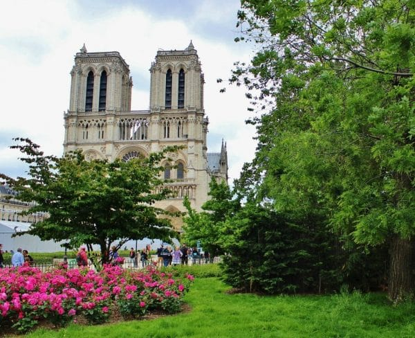 Where to visit in Europe in the Spring - Paris a great option for less crowds and lovely weather.