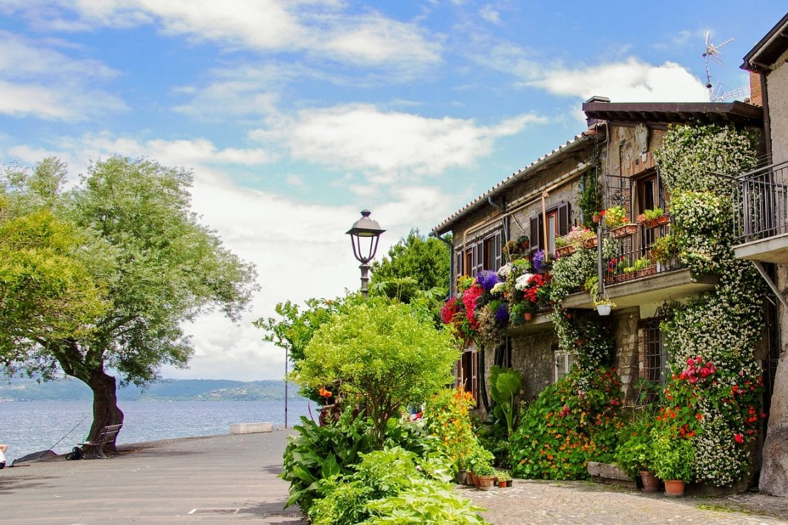 Where to go in Europe in spring - Italy
