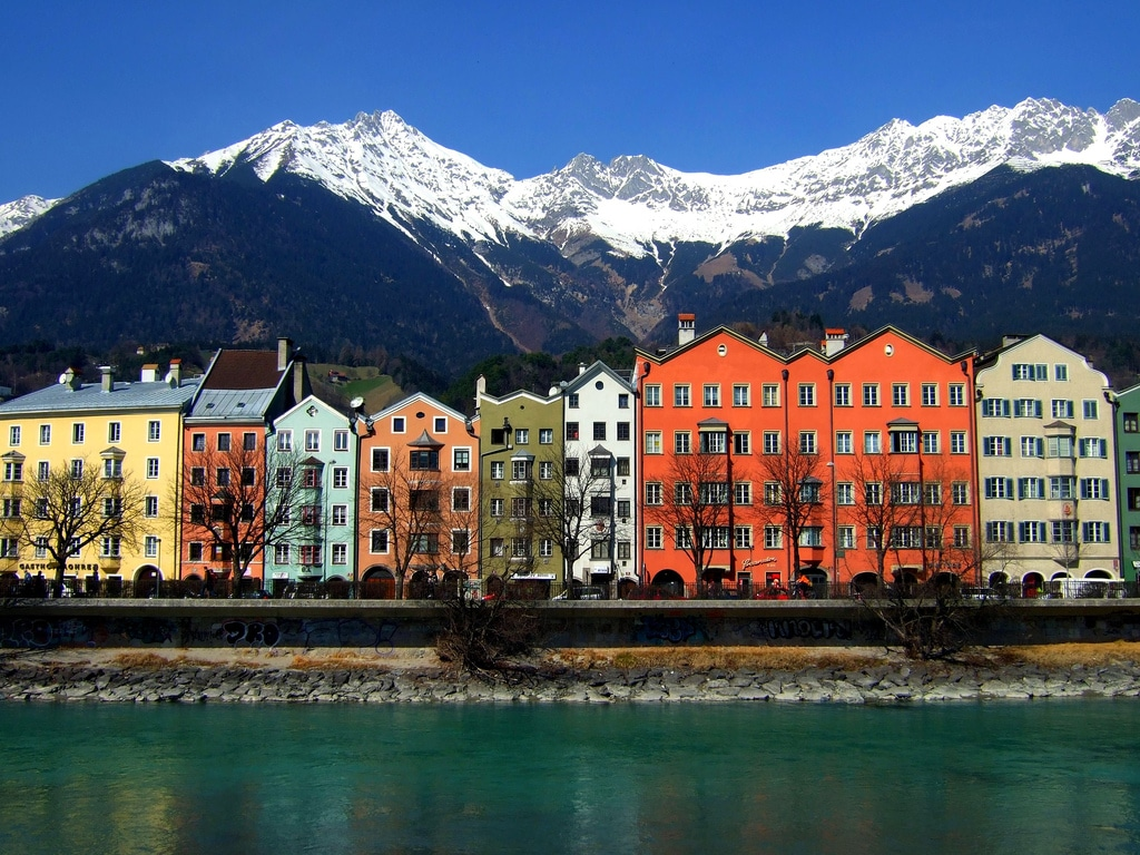 Weekend trip ideas for study abroad Salzburg