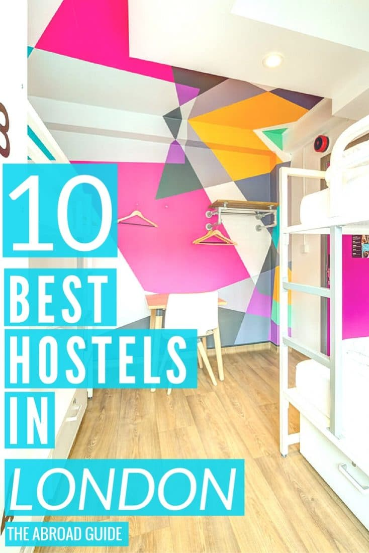 Best Hostels in London to Book a Bed in. London's hostels are great budget accommodation options, so if you're visiting London soon, check out these top hostels for a great stay in London.