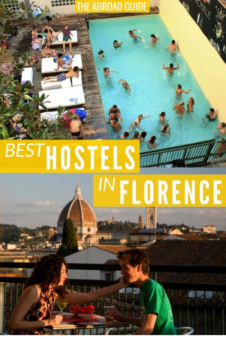From an ex-Florence local, these are the best hostels to stay in while in Florence, Italy. Includes some affordable hotels and B&bs in Florence too, plus a hostel with a rooftop pool in Florence.
